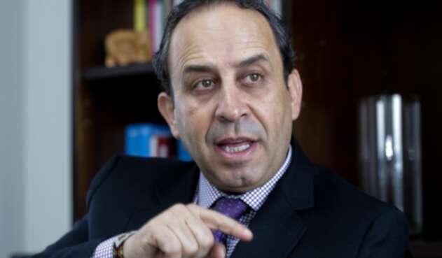 Fabio Aristizábal, superintendente nacional de Salud