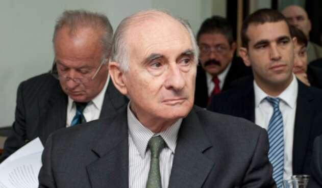 Fernando de la Rúa, expresidente de Argentina fallecido