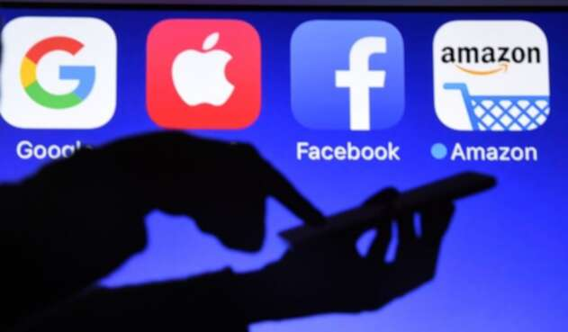 Impuesto a Google, Apple, Facebook y Amazon