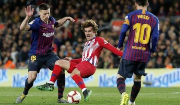 Antoine Griezmann, nuevo jugador de Barcelona