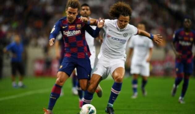 Antoine Griezmann y su debut en Barcelona