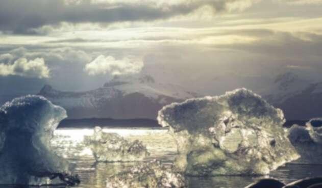 La amenaza al hielo de Groenlandia