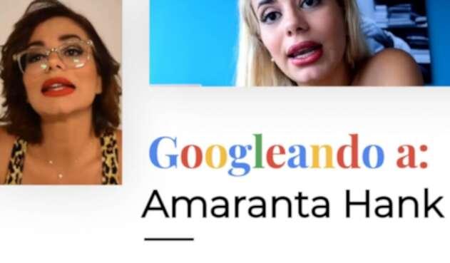 La periodista no dudó en responder todo lo que busca la gente sobre ella en Google.