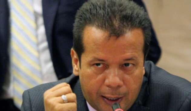 Heriberto Sanabria, presidente del Consejo Nacional Electoral