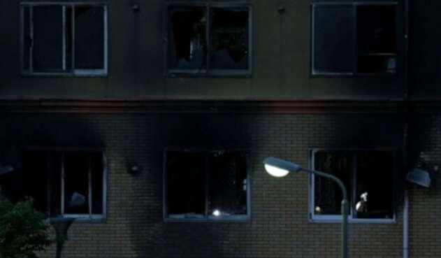 Incendio en estudio de animación de Kioto