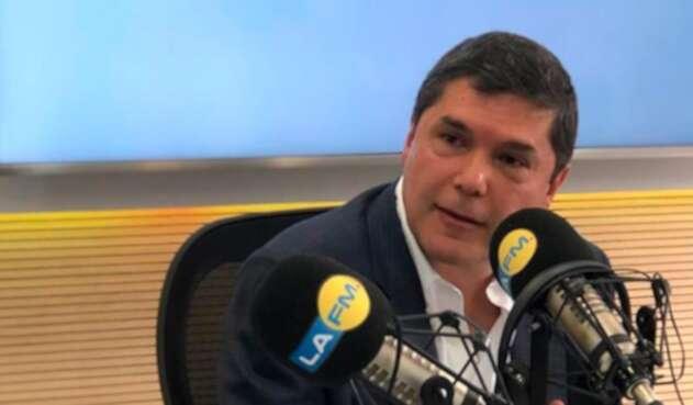 Jaime Alberto Upegui, presidente de Scotiabank Colpatria