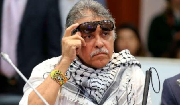 Jesus Santrich, congresista del partido Farc