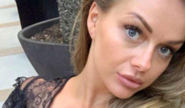 Harriet Osborne, la pasajera británica denunció un acto sexista tras el hecho