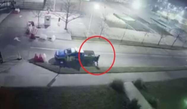 Ladrón escapó de patrulla