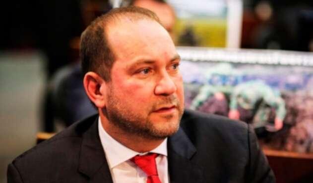 Lidio García, nuevo presidente de Senado