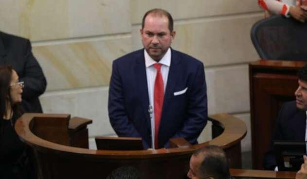 Lidio García, nuevo presidente del Senado.