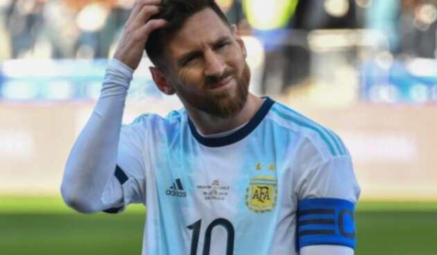 Lio Messi y su canción parodia