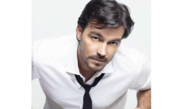 El actor Luciano D'Alessandro.