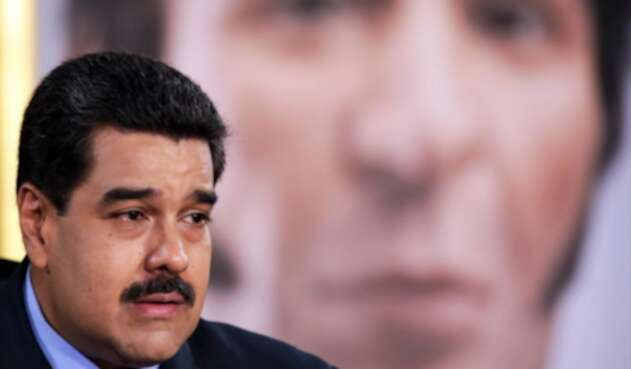 Nicolás Maduro, líder del régimen en Venezuela.