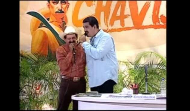 Maduro y Armando Venezuela