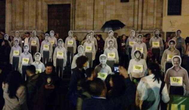 El informe advierte que en 2019 hubo en Colombia al menos 987 violaciones al derecho internacional humanitario.