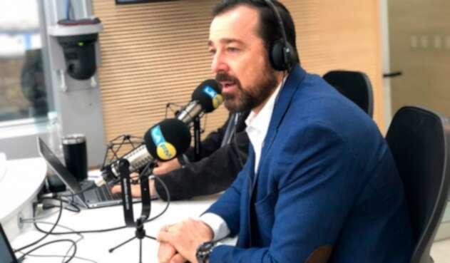 Marco Alexandro Casarín, director de Microsoft Colombia