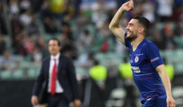 Mateo Kovacic, jugador croata al servicio de Chelsea