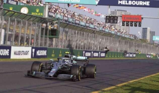Gran Premio de Melbourne.