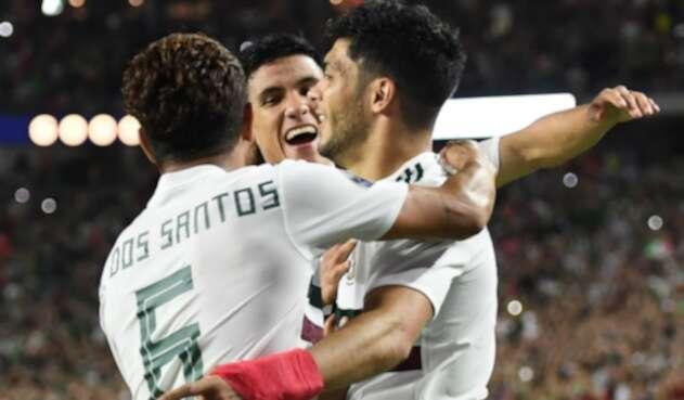 México en la Copa de Oro 2019