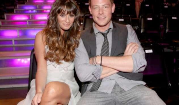 Lea Michele recuerda a Cory Monteith