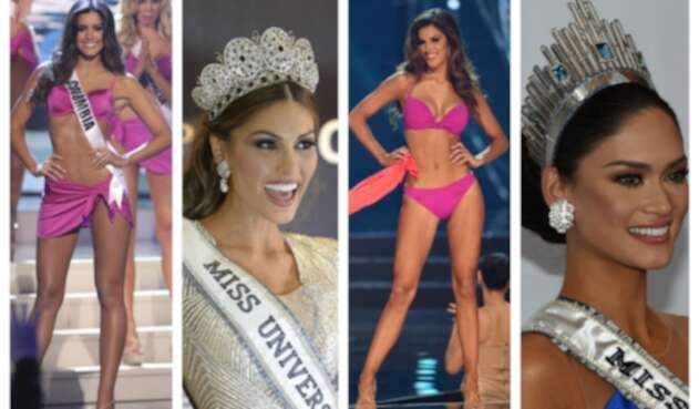 Mujeres Miss Universo