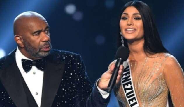 Habitualmente la Miss Venezuela se destaca en Miss Universo.