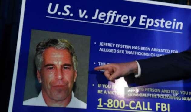 Jeffrey Epstein, multimillonario estadounidense, acusado de abusar sexualmente de niñas