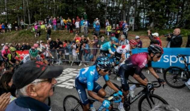 Nairo Quintana en Tour de Francia 2019