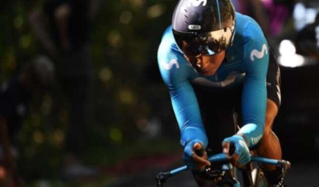 Nairo Quintana, ciclista colombiana.