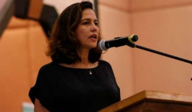 Nancy Patricia Gutiérrez, ministra del Interior