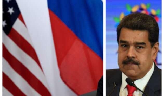 Nicolás Maduro cuenta con el apoyo de Rusia, pero la presión de EE. UU.