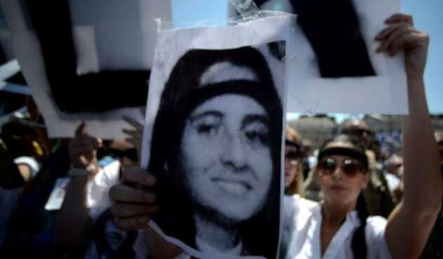 Emmanuela Orlandi, desaparecida en el Vaticano