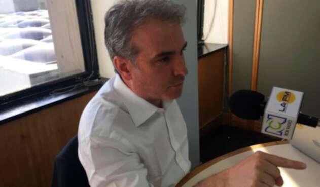 Pablo Felipe Robledo, ex superintendente de Industria y Comercio