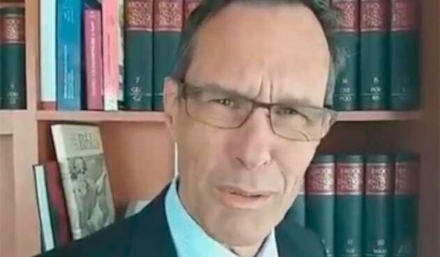 Peter Ptassek, embajador de Alemania en Colombia