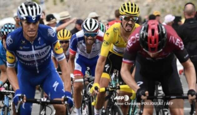 Thibaut Pinot - Tour de Francia