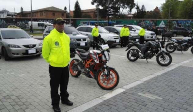 Robos de carros y motos en Bogotá