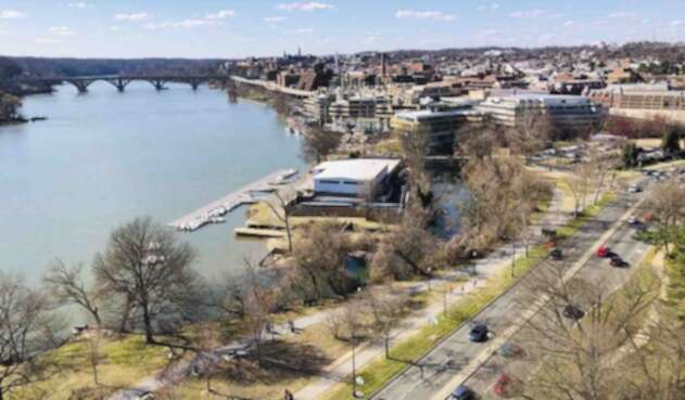 Río Potomac.