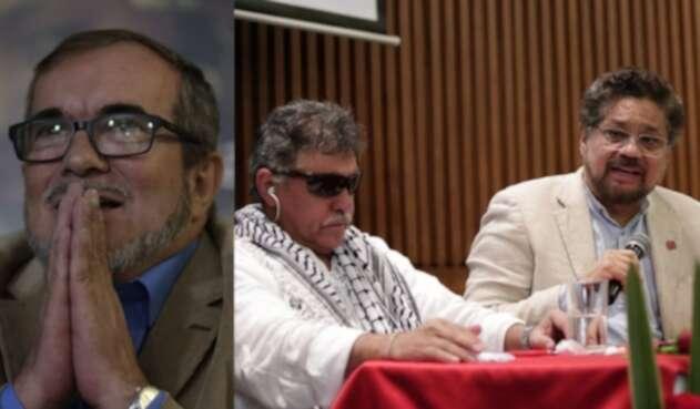 Rodrigo Londoño sobre Jesús Santrich e Iván Márquez