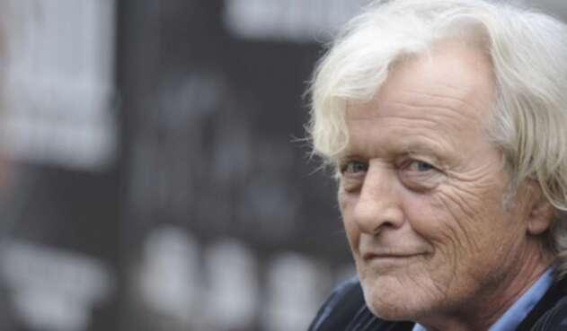 Rutger Hauer, actor holandés.