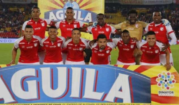 Santa Fe, equipo formado - primer semestre del año 2019