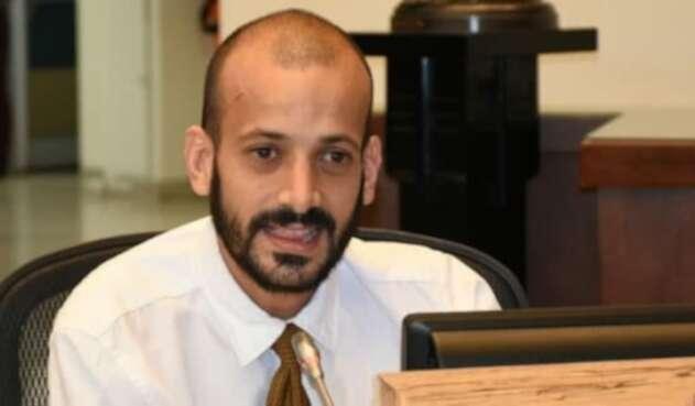 Santiago Jaramillo, concejal y precandidato a la Alcaldía de Medellín.