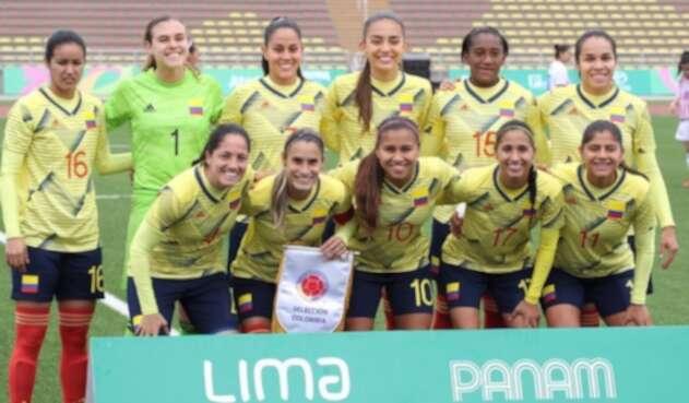 Selección Femenina- Panamericanos