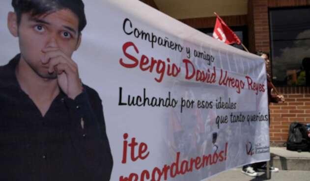Sergio Urrego.
