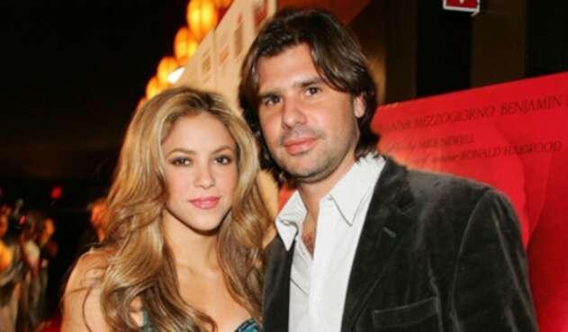 Shakira y Antonio de la Rúa, una vieja relación que causó sensación en el mundo.