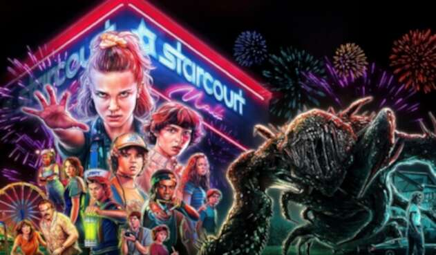 Stranger Things 3 bate récord en Netflix