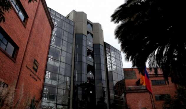 La Superintendencia Financiera de Colombia, en Bogotá
