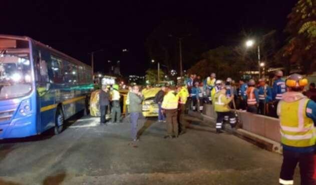 Tres capturados tras asalto a taxista