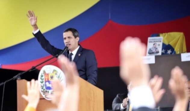 Juan Guaidó aprueba retorno de Venezuela al TIAR