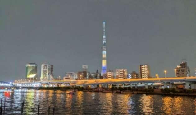 Torre Skytree de Tokio (Japón)